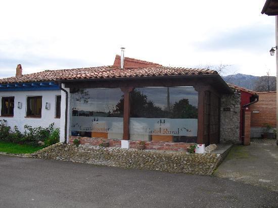 Hotel Rural Cuartamenteru: Hotel