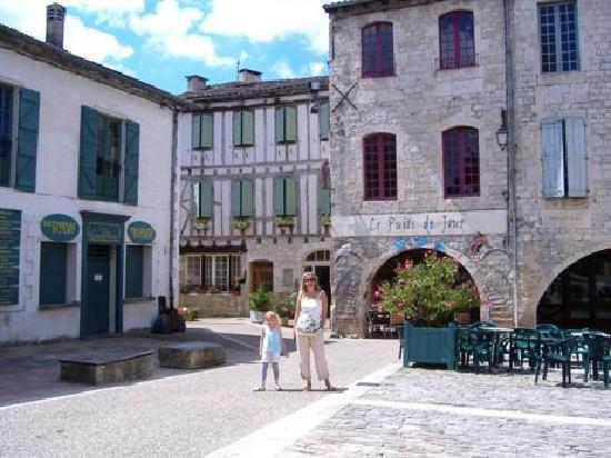 Cruzel : Beautiful Lauzerte SW France