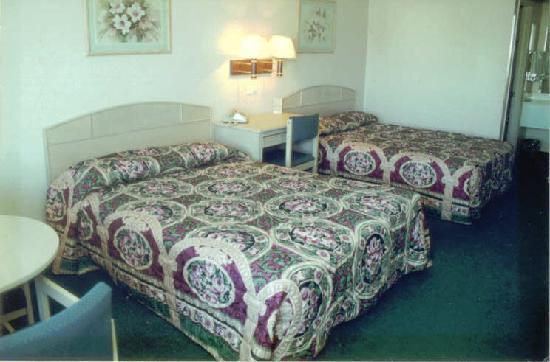 Plaza 1 Spencer: Double Room 2 Queens