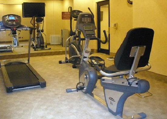 Sleep Inn & Suites: Fitness Center