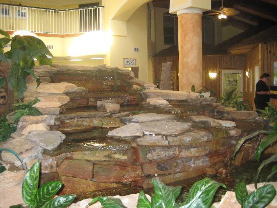 The Resort on Cocoa Beach: lobby