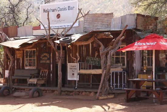 Mabalingwe Nature Reserve : Visit the remote Oasis Bar