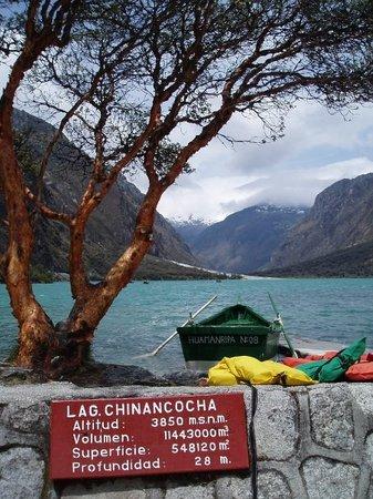 Lake Llanganuco