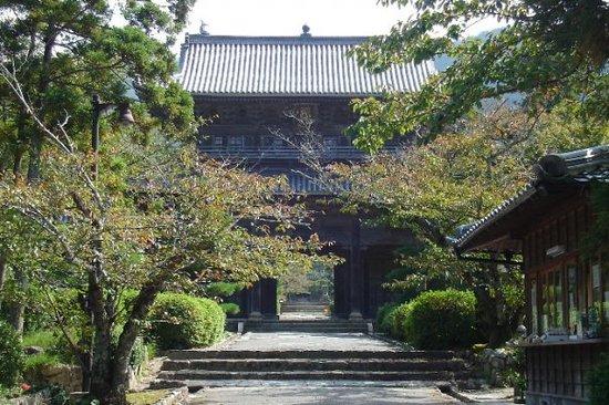 Tokokuji Temple, Hagi, Yamaguchi Pref., Japan
