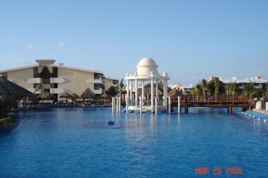 Puerto Morelos Mexico Hotel Melia Paradisus MÉxico