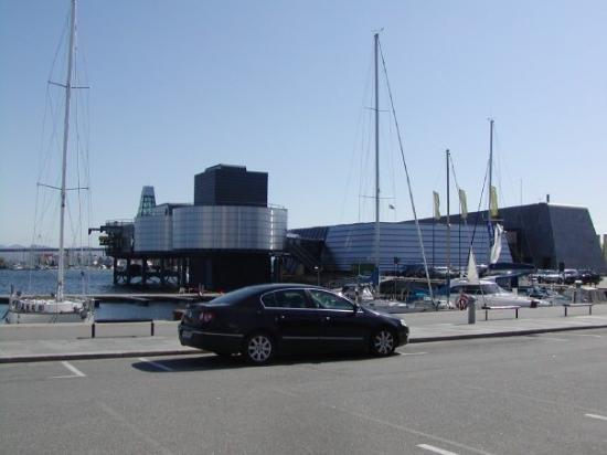 Stavanger, Norway: National Petroleum Museum