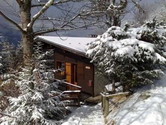 Les Carroz-d'Araches, Frankrike: The Chalet