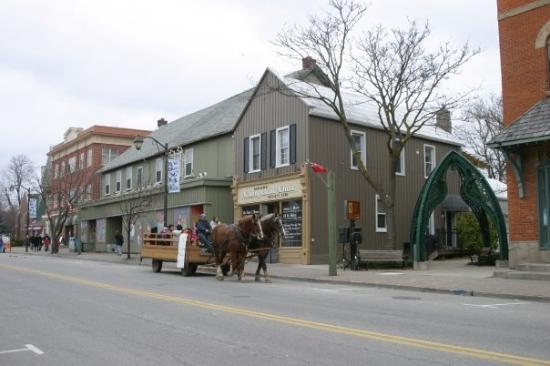 Main Street Markham Restaurants