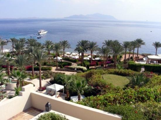 Four Seasons Resort Sharm El Sheikh: oásis
