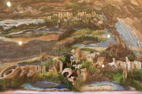 Tepoztlan, Mexico: Arte plumaria de Aurelio Franco Obregón en el Ex-Convento de Nuestra Señora de la Natividad en T