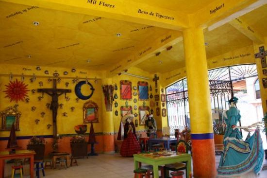 Tepoztlan, Μεξικό: Mis queridísimas Tepoznieves.