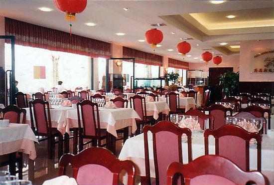 Pato Pekin: dinner hall