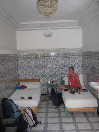 Hotel Sindi Sud: Zimmer von innen.