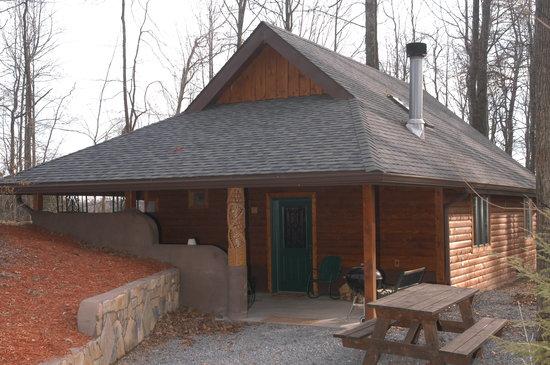 Mill Creek Cabins : Cabin #8