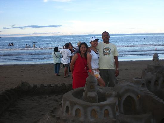 Dona Marta Boutique Hotel: sand castle festival '09