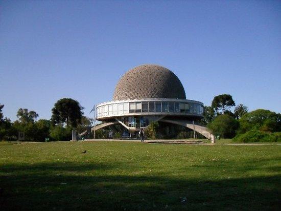 Planetario Galileo Galilei: El planetario