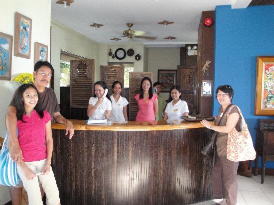 อามาเรลา รีสอร์ท: great staff