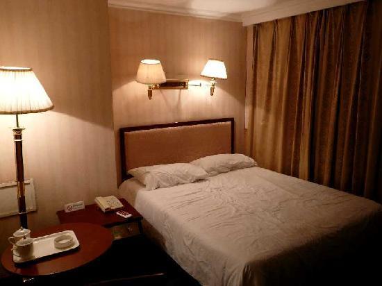 Wangfujing Dawan Hotel: 室内