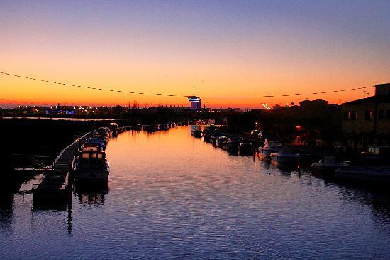 Palavas-les-Flots, France: Le Lez à Palavas