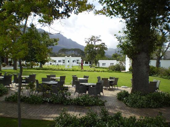 Steenberg Hotel: A great place to relax and enjoy the beautiful location