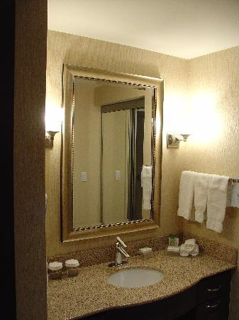 Homewood Suites by Hilton Burlington: Bath room