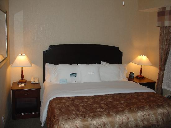 Homewood Suites by Hilton Burlington: Bed room