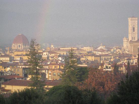 Hotel Villa Azalee : rainbow