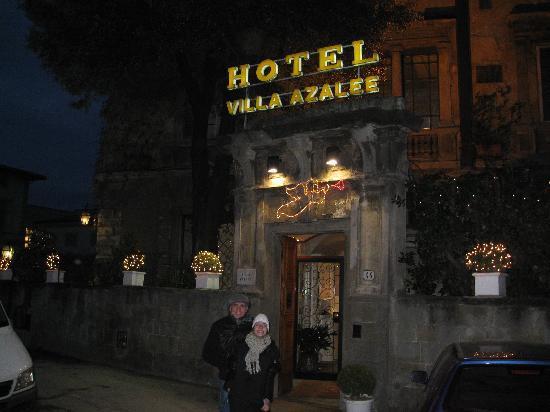 Hotel Villa Azalee : hotel