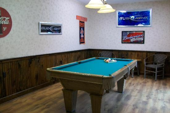 Homewood Suites Syracuse/Liverpool: game room with pool table