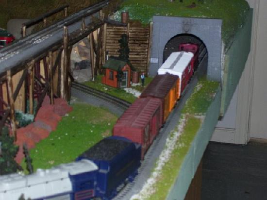 Tuckerton Junction Railroad Co. : display