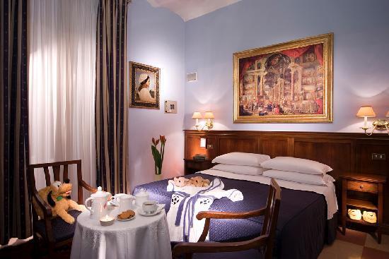 Hotel des Artistes: Superior Room