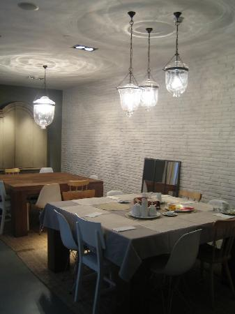 The5rooms: Breakfast Area
