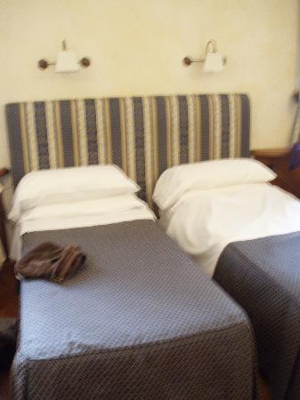 La Fenice: habitacion con 2 camas