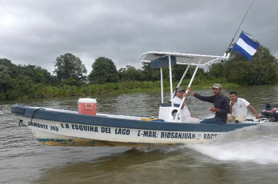 San Carlos Sport Fishing: el paisaje es espectacular