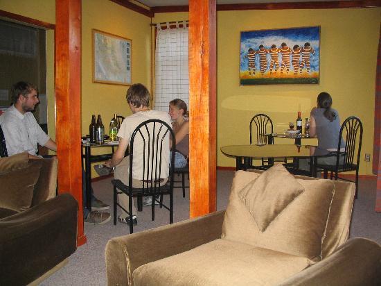 La Estancia: Agradables y comodos espacios comunes