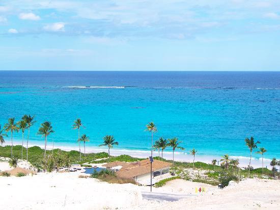 Sky Beach Club: View