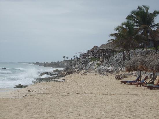 Nude beach tulum-3454
