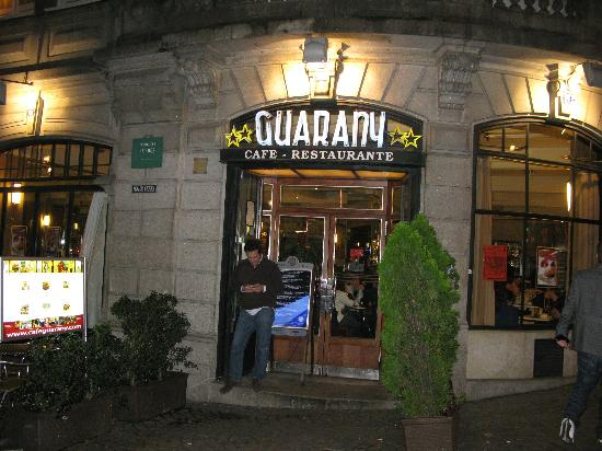 Fachada - Picture of Cafe Guarany, Porto - Tripadvisor