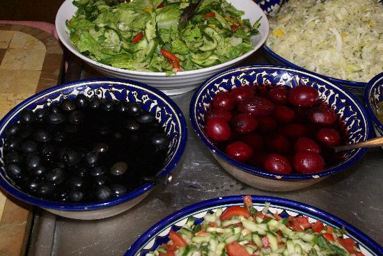 Gloria Hotel: Good food, good presentation