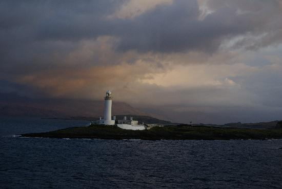 Isle of Mull, UK: Oban to Mull