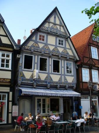 Celle - built 1612 - renovated 1912