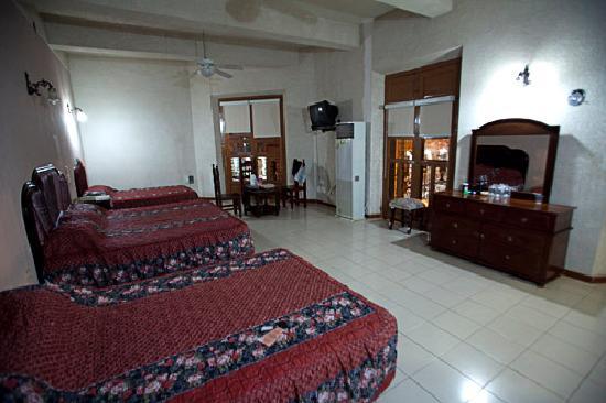 Hotel Plaza: Suite