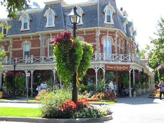 ‪‪Prince of Wales‬: Prince of Wales Hotel at Niagara-on-the-Lake.‬