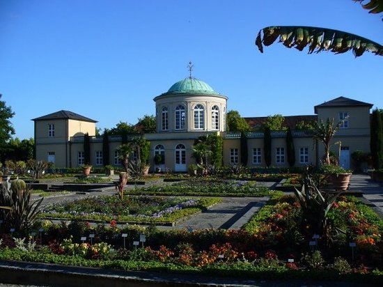 Hannover, Tyskland: Berggarten: Botanical Treasures - It was originally laid out as a kitchen garden - to provide th