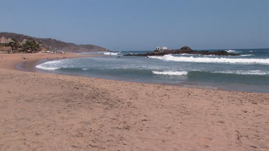 Hotel Cordelias: Playa Augustinillo, near Puerto Angel
