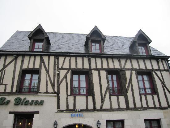 Hotel Le Blason: Exterior view