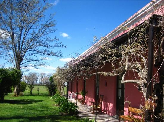 Tapalque, Argentina: Self catering accomodation