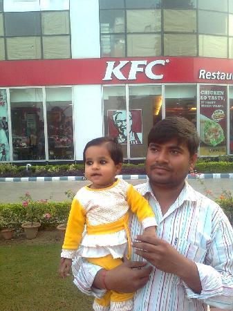Deep Avadh: my brother in lucknow saharagunj