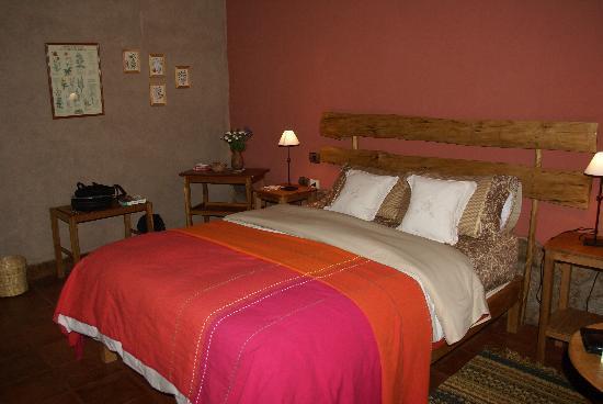 Casa Colibri eco-Lodge : La chambre