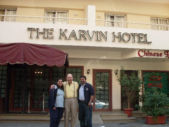 The Karvin Hotel: With Kaval Oberoi